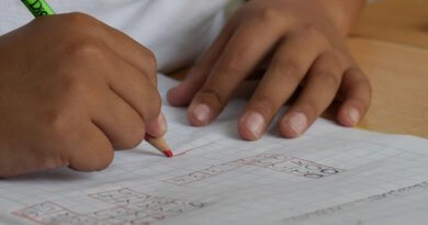 Checking Your Child's Writing Readiness Skills